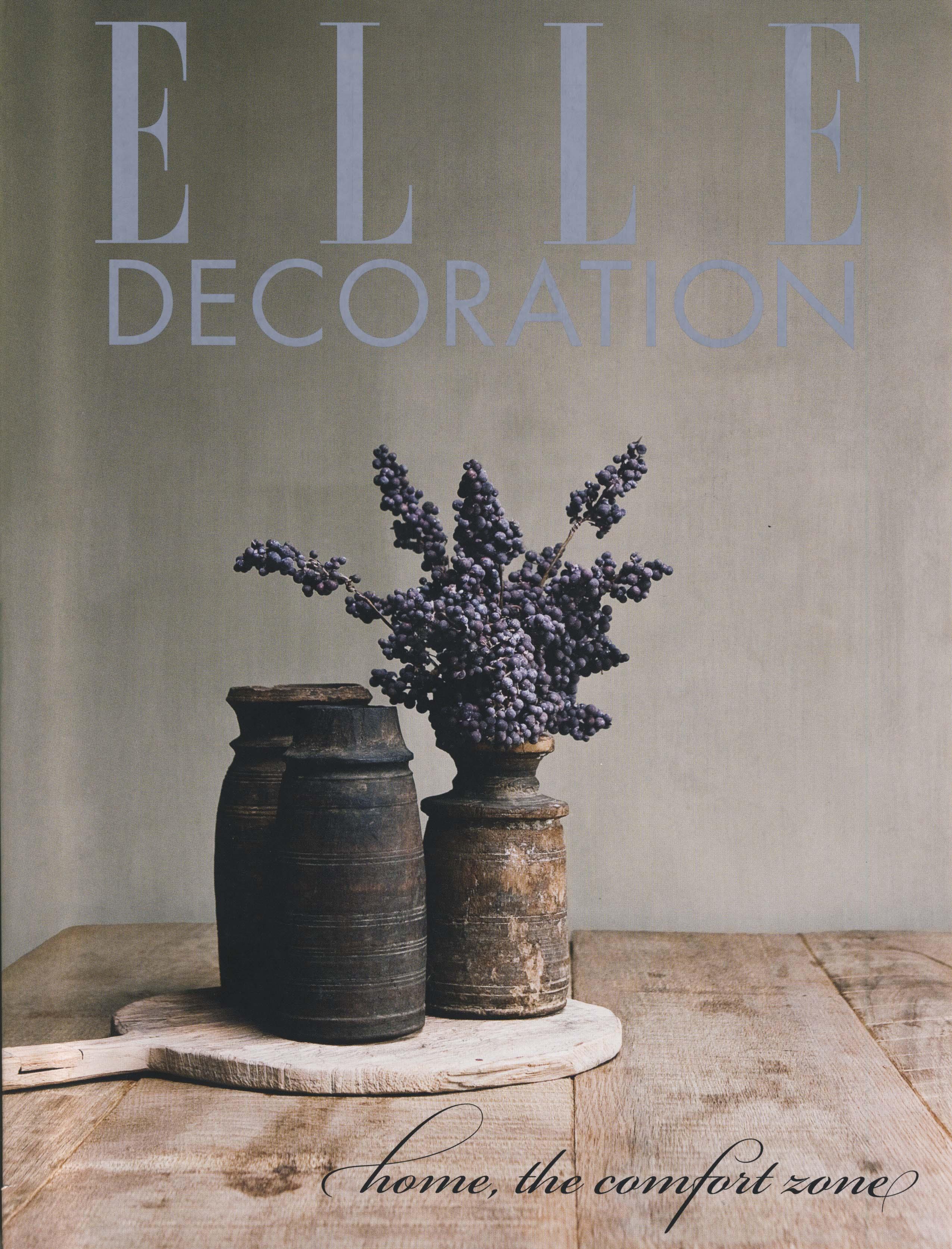 Elle Decoration_November 2013 cover