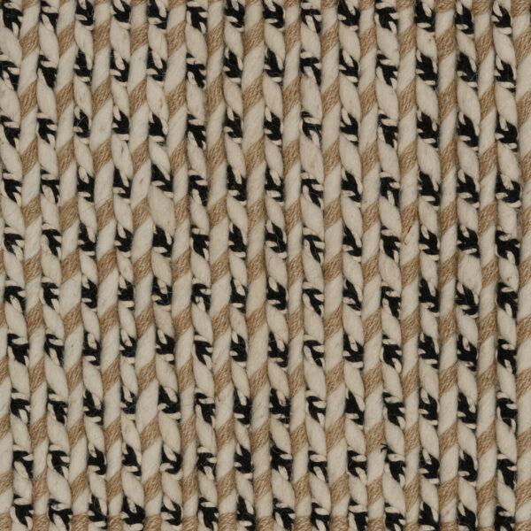 Zadek, Cross, 01-BL-ZADE-CR01 Black-Brown-White