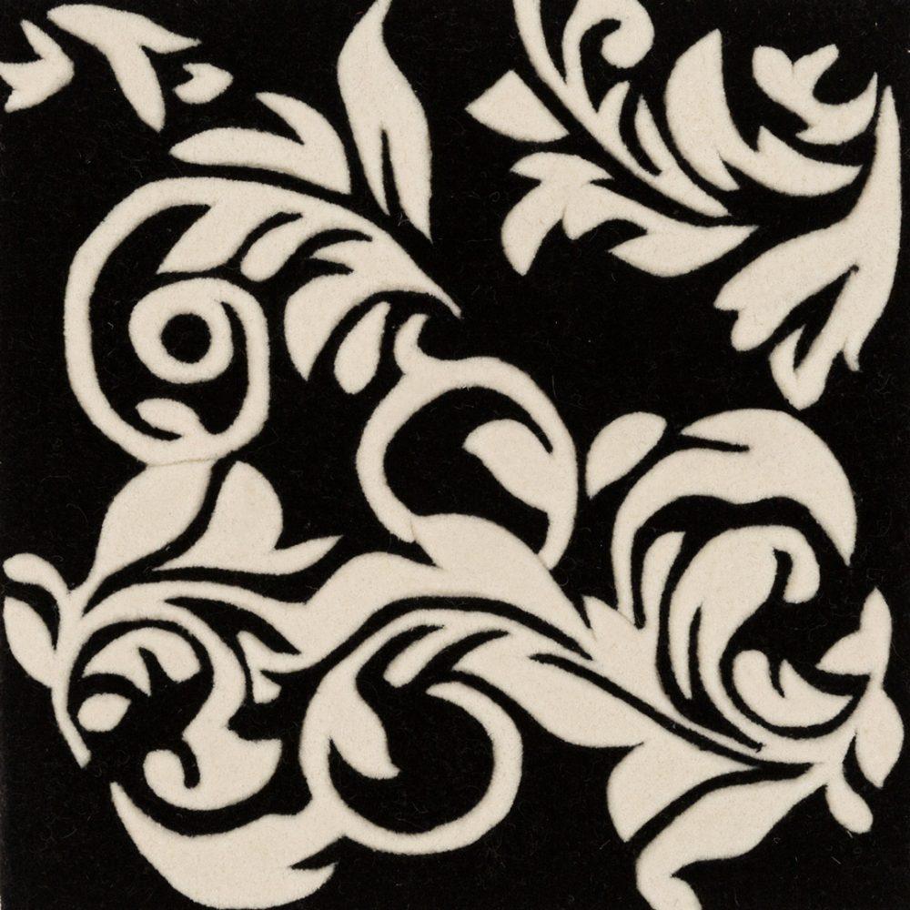 Fleur-Mono-01-BL-FLEU-MO01-Black-White-Flock-Living