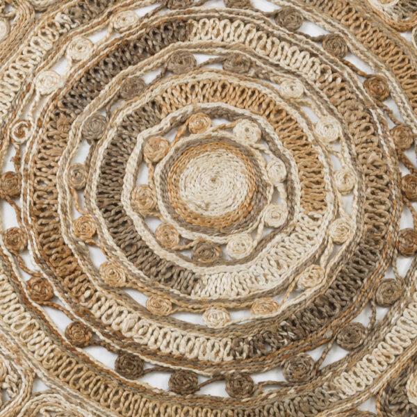 Mandala-Natraj-01-BL-MAND-NA01-Natural-Gold-White-Grey-Flock-Living