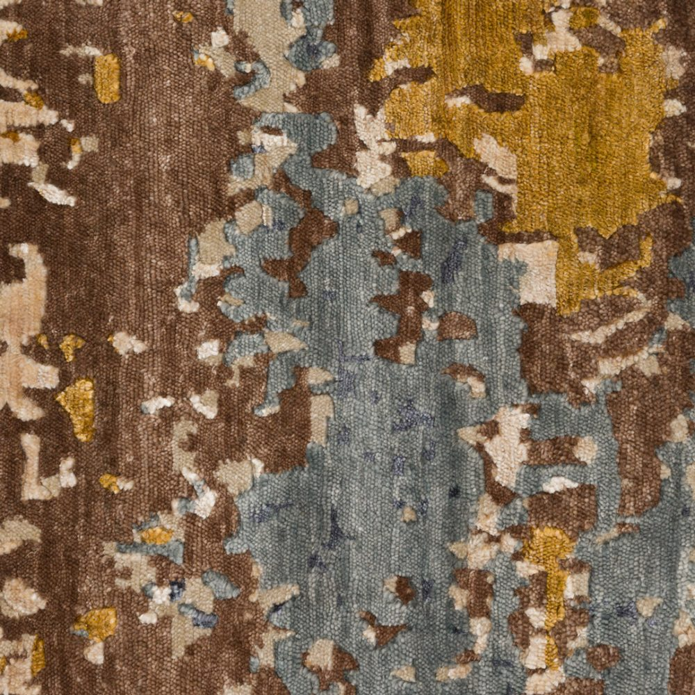 Monet-Jardin-01-BL-MONE-JA01-Blue-Brown-Yellow-White-Flock-Living